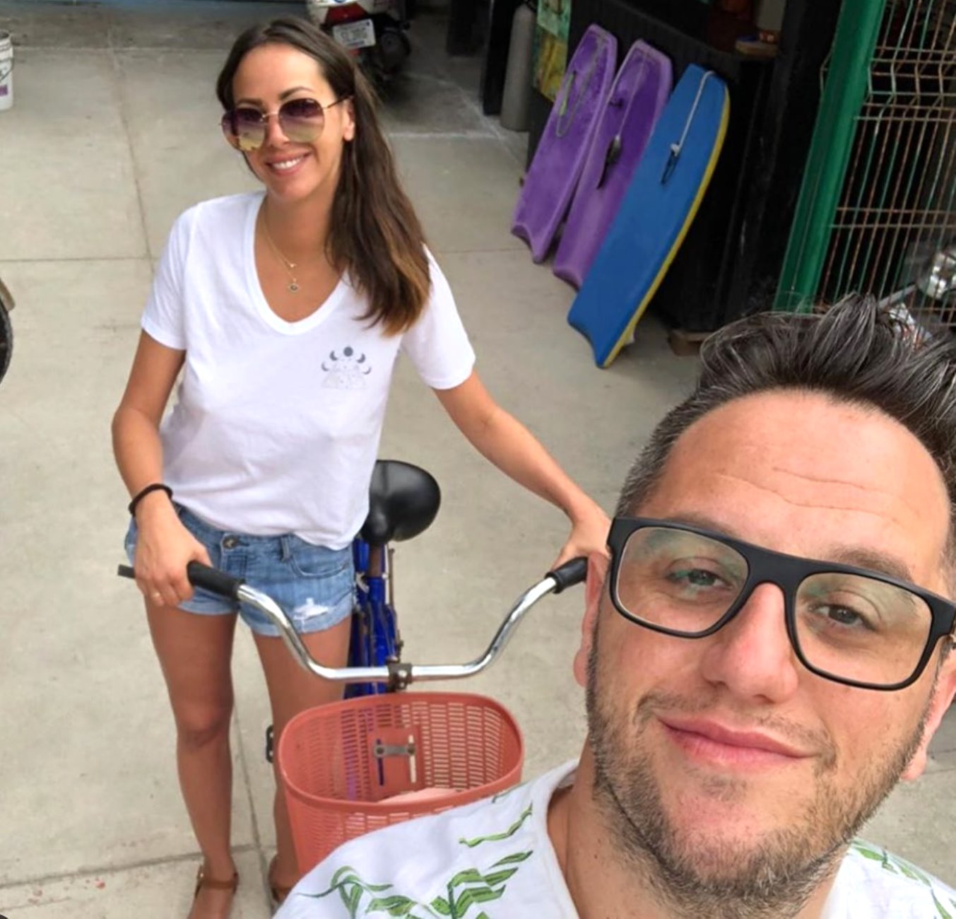 "Kristen Doute's Boyfriend Alex Menache Speaks on Her Firing From Vanderpump Rules, Says She's Been 'Put Through the Ringer' as Kristen Posts About a ""New Beginning"""