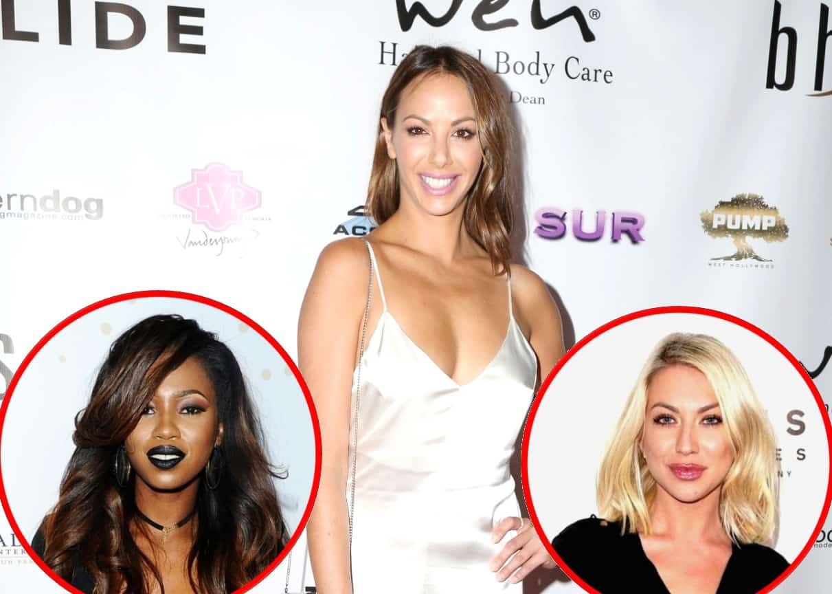 "Kristen Doute Admits to Struggling With Firing From Pump Rules and Reacts to Faith Stowers Saying She and Stassi Shouldn't Be ""Shunned,"" Shares How She's Promoting Racial Equality"