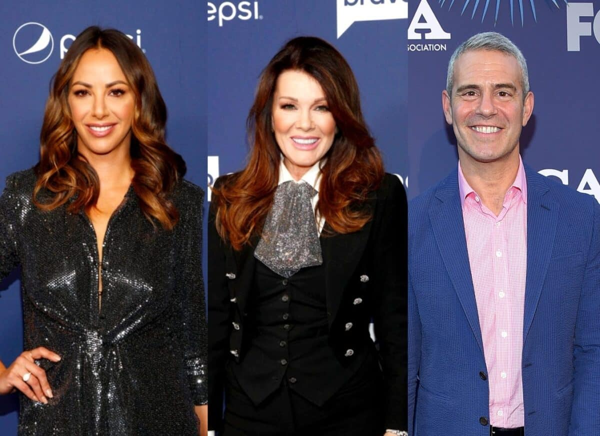 Kristen Doute Says Lisa Vanderpump Hasn't Reached Out Since Firing From Vanderpump Rules, Reveals What Andy Cohen Told Her in a DM and Shares Who's Been Supporting Her
