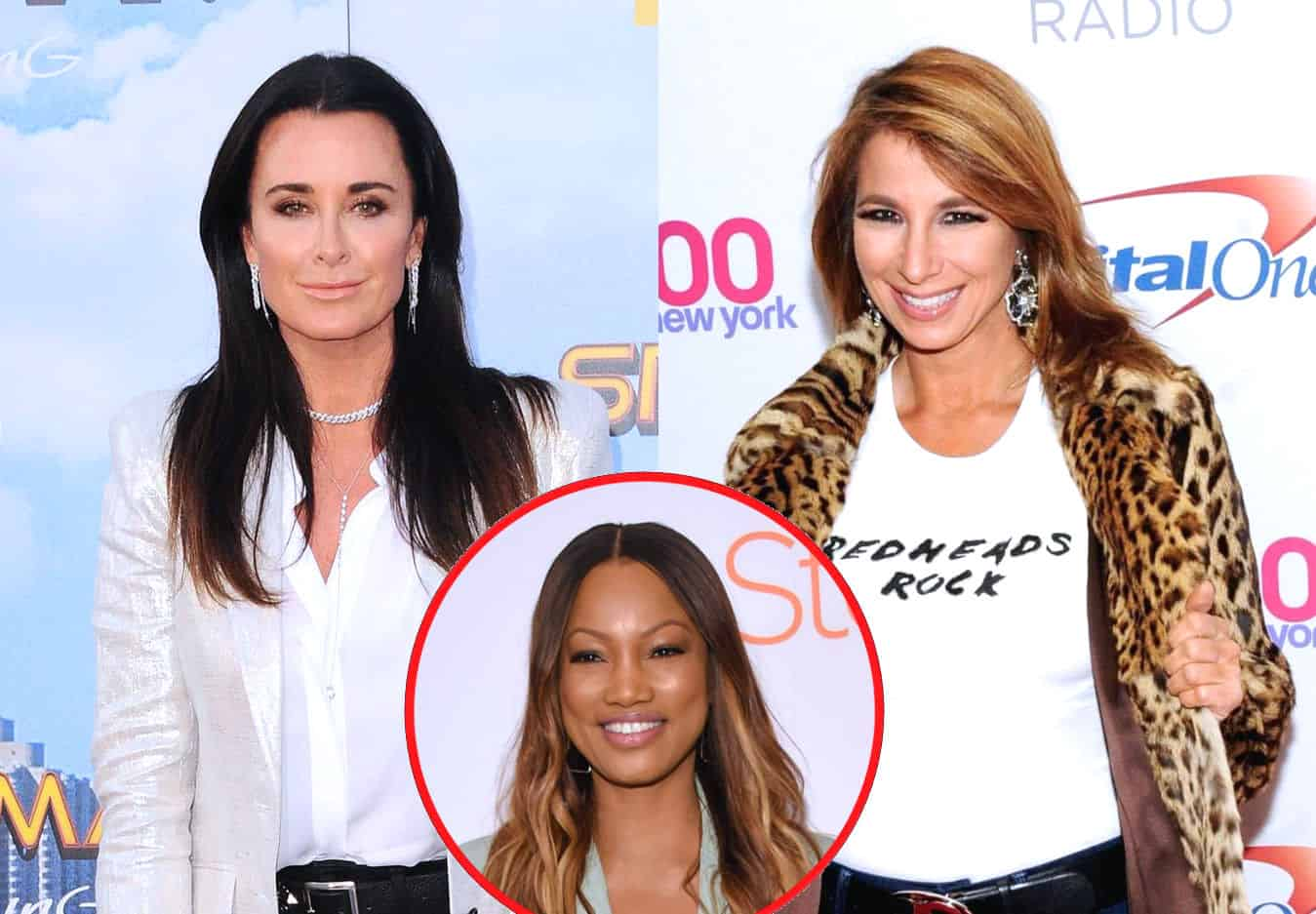 "RHOBH's Kyle Richards Responds to Jill Zarin's Warning About Her Marriage to Husband Mauricio, Slams Garcelle Beauvais for Being ""Unbelievably Rude"""