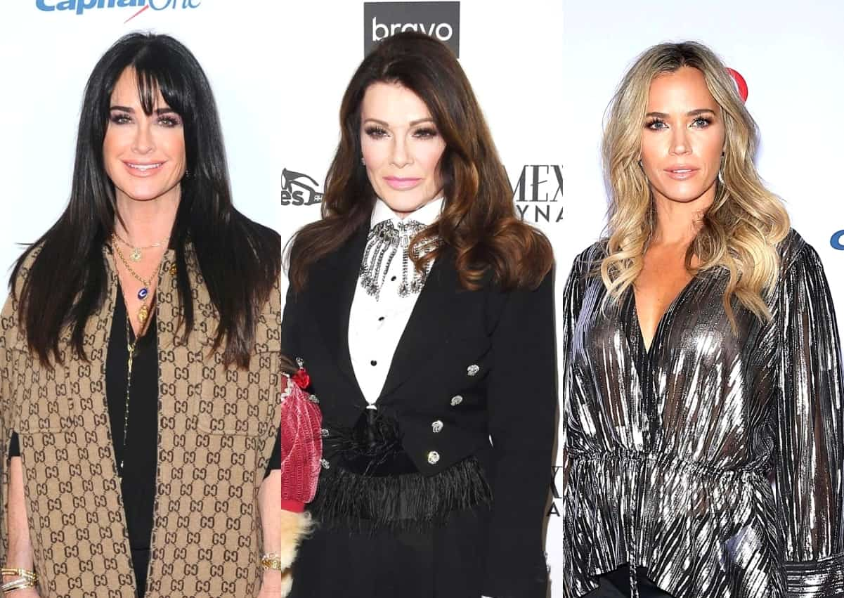 "Kyle Richards Fires Back at Troll For Claiming Lisa Vanderpump Was a Better ""Best Friend"" to Her Than Teddi Mellencamp After She Wishes Her BFF a ""Happy Birthday"""