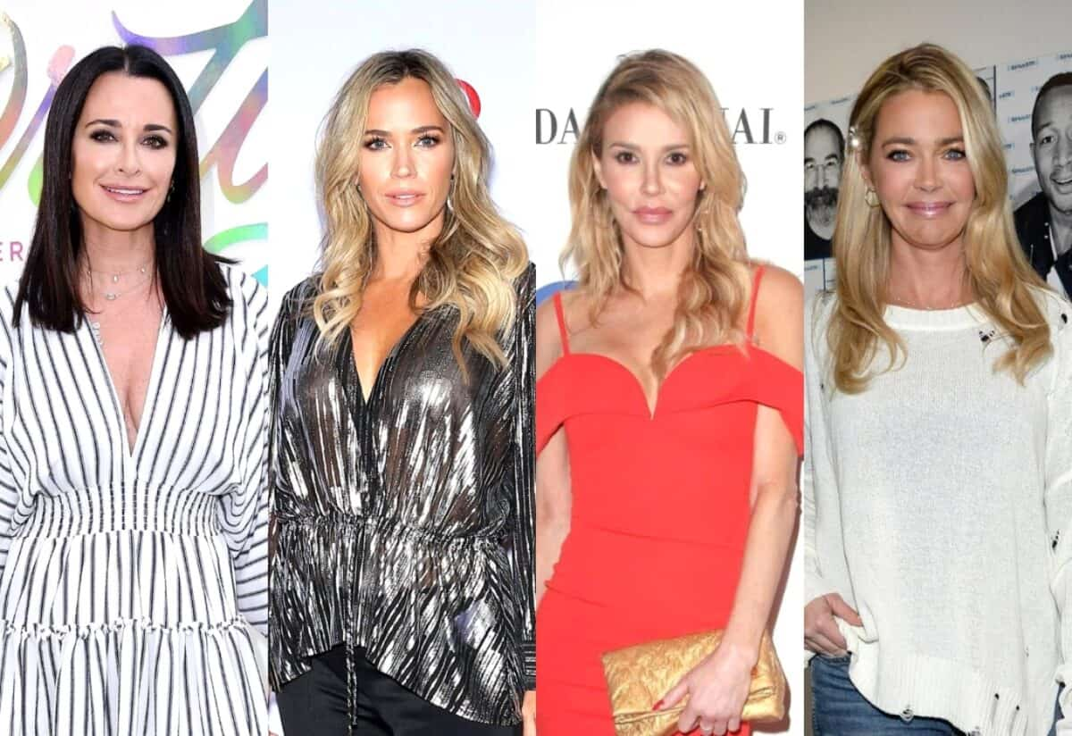 RHOBH's Teddi and Kyle Explain Why They Believe Brandi Glanville is Not Lying About Her Alleged Affair With Denise Richards