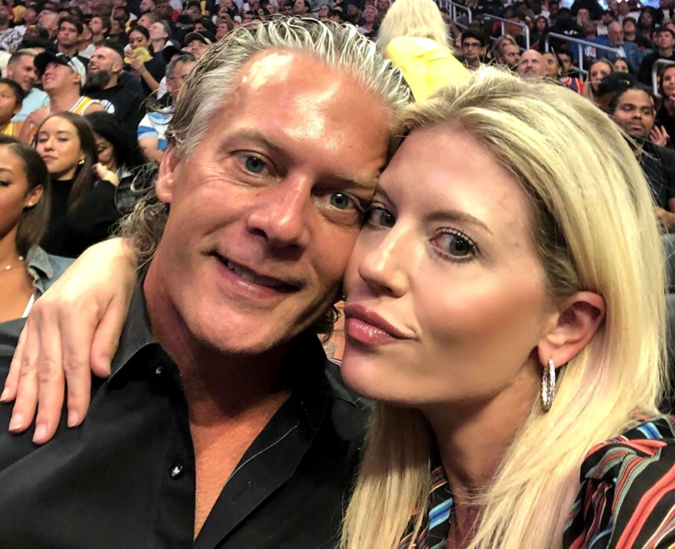 "'RHOC' David Beador Fiancee Lesley Cook is Pregnant! See How She Shared the Pregnancy News on Instagram as Shannon Beador's Ex-Husband Says He's ""Excited to Be Expecting"""