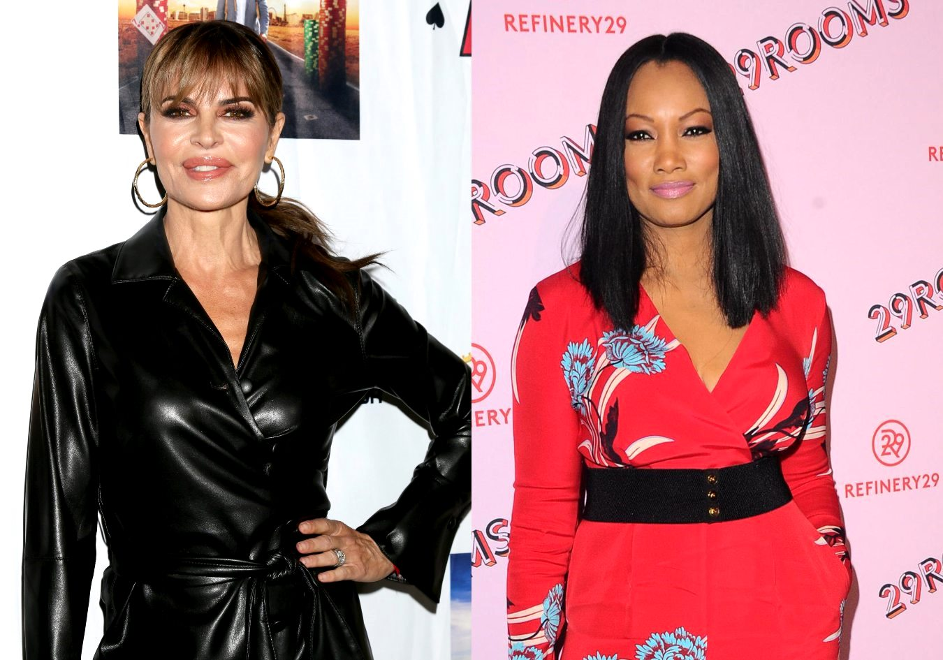 "RHOBH Star Lisa Rinna Slams Garcelle Beauvais as ""Tacky,"" Plus Find Out the Real Reason Garcelle Unfollowed Lisa on Instagram"