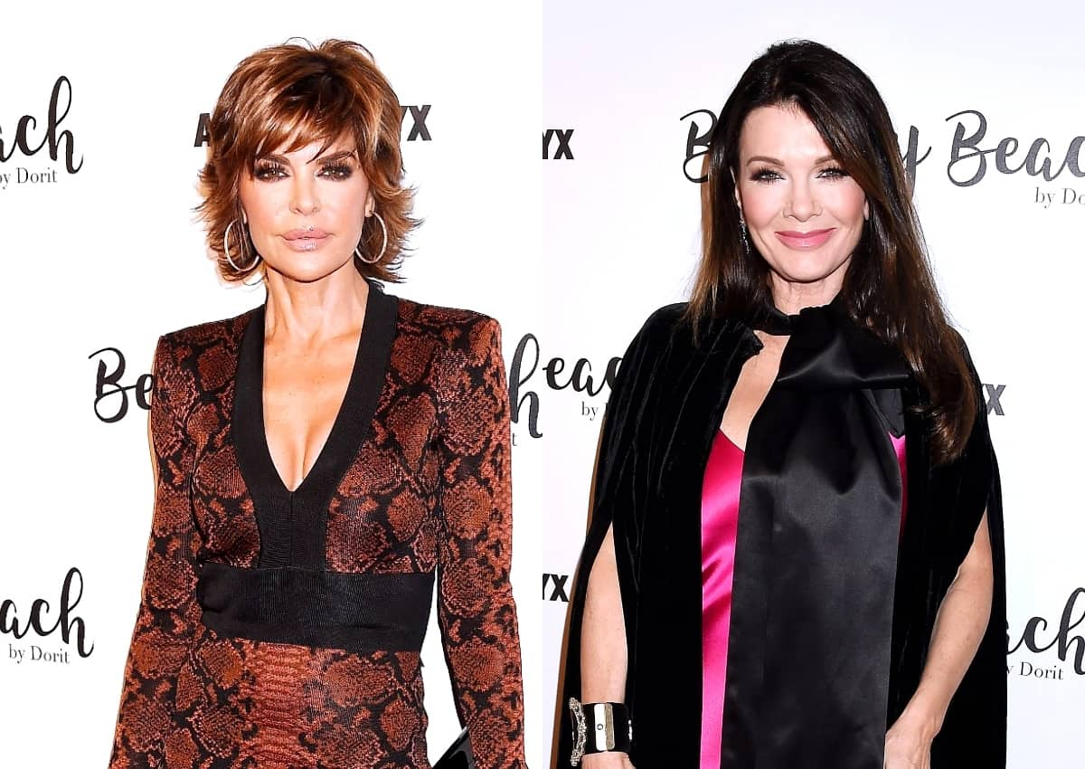 RHOBH Star Lisa Rinna Shades Lisa Vanderpump as PUMP Restaurant is Shut Down Amid Claims of Overdue Taxes