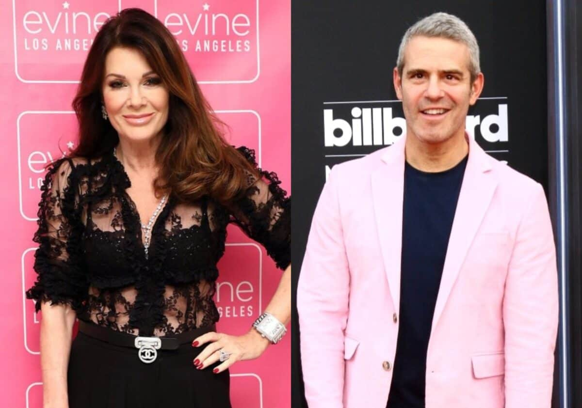 "Lisa Vanderpump Suggests Andy Cohen Encourages Guests to ""Throw Shade"" at Her on WWHL, Agrees With Fan Who Questions if He 'Has Issues' With Her, Plus She Offers Update on Husband Ken's Back Surgery"
