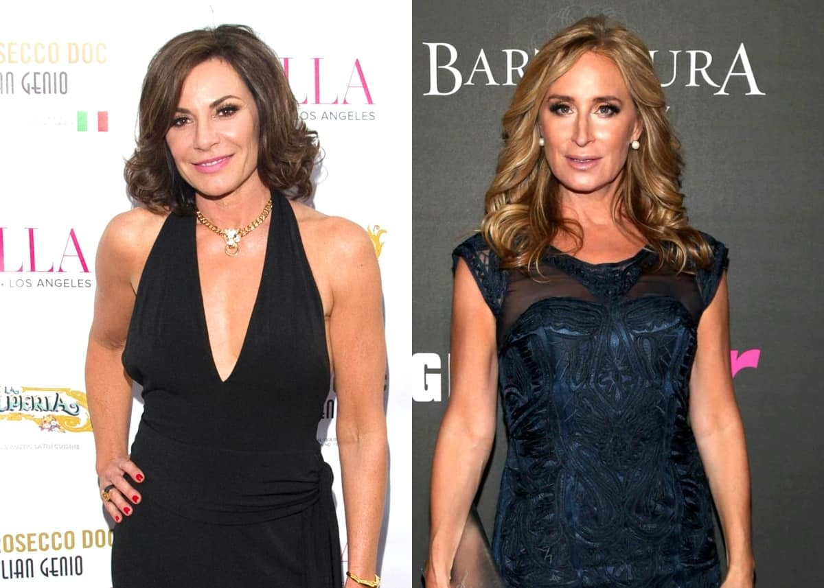 "Luann de Lesseps Denies Underpaying Sonja Morgan For Her Cabaret Show, Says Claim ""Couldn't Be Further From the Truth,"" Plus She Teases if She and Her RHONY Co-star Will Reconcile"