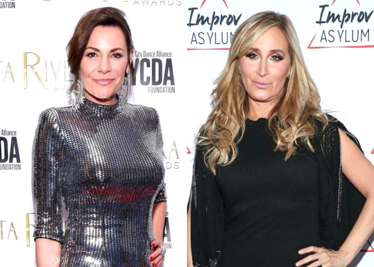 "RHONY's Luann de Lesseps Fires Sonja Morgan From Cabaret, Tells Co-Star She Doesn't ""Need"" Her as Sonja Reveals Luann Was Paying Her Just $225 for the Cameo and Slams Her for Being ""Mean"""
