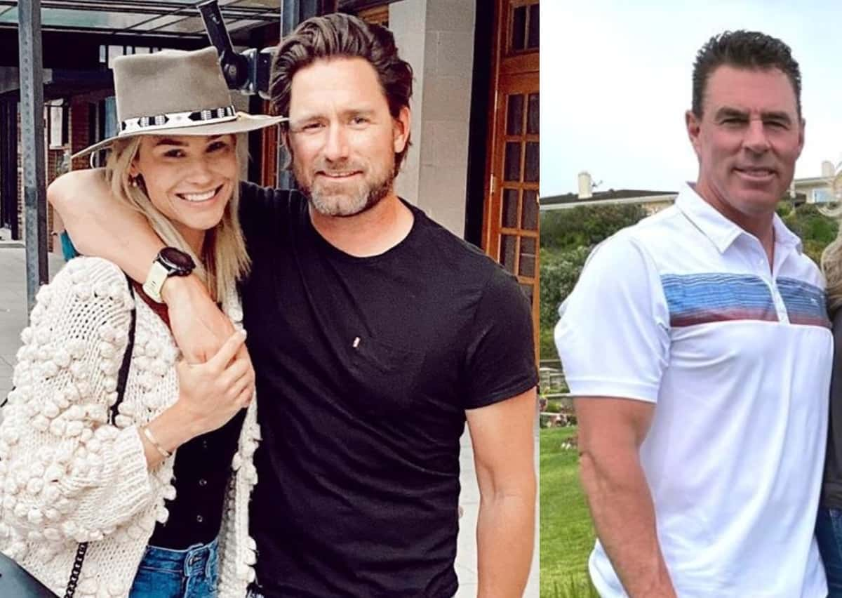 "RHOC Alum Meghan King's Boyfriend Christian Schauf Claims Her Ex Jim Edmonds ""Not That Easy to Deal With"" Amid Messy Divorce, Talks Settling Down With Meghan"