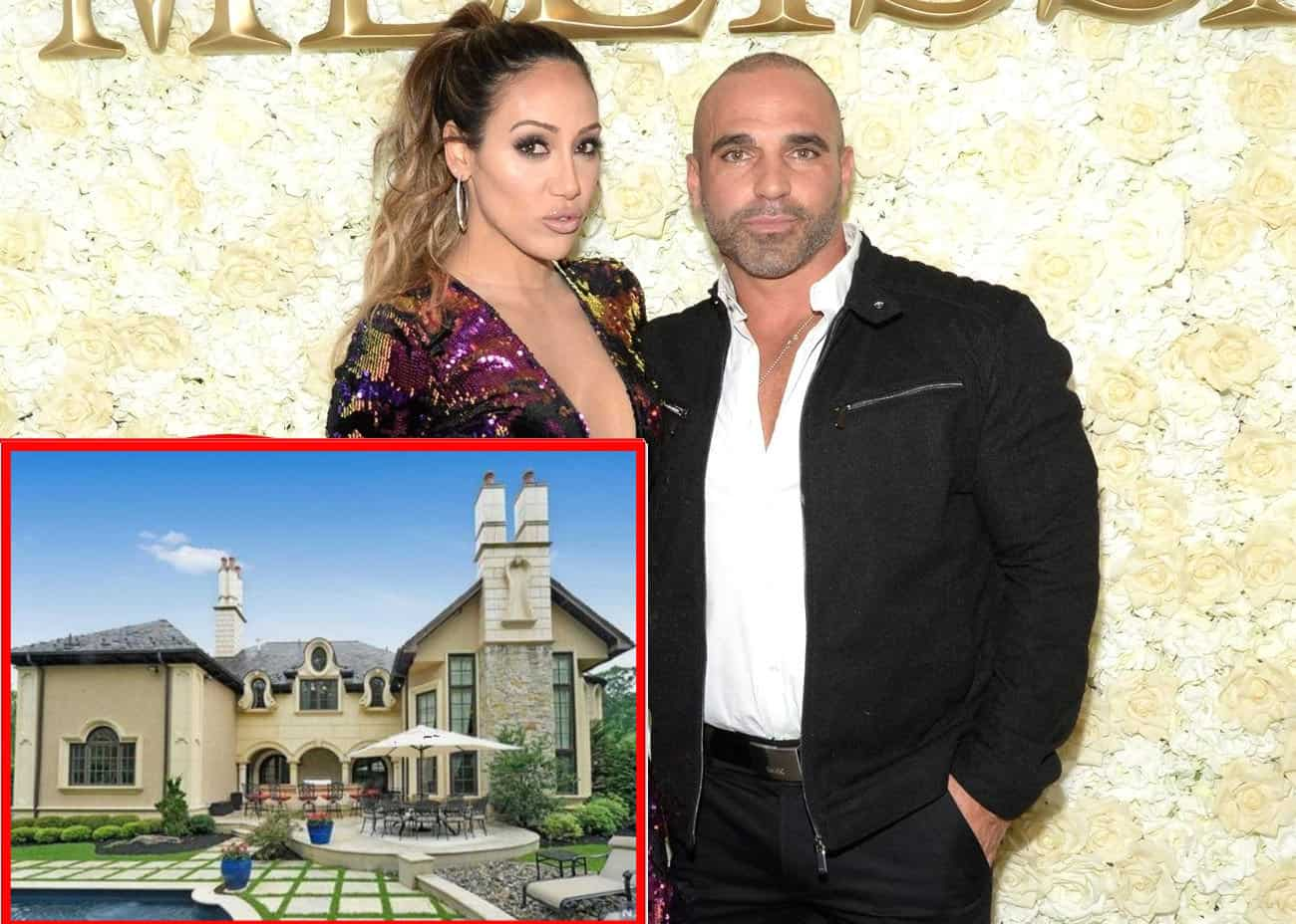 PHOTOS: Joe and Melissa Gorga Redecorate NJ Mansion and Relist it For $2.95 Million, See Inside the Redone Home of the RHONJ Stars
