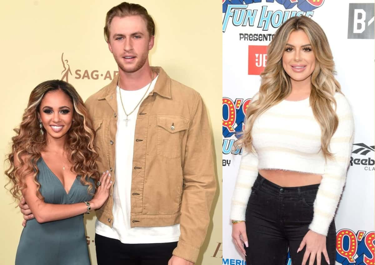 Brielle Biermann's Ex Michael Kopech Files for Divorce From Pregnant Wife Vanessa Morgan After Just Five Months of Marriage, Divorce News Just Days After Vanessa Confirmed She's Expecting a Baby Boy