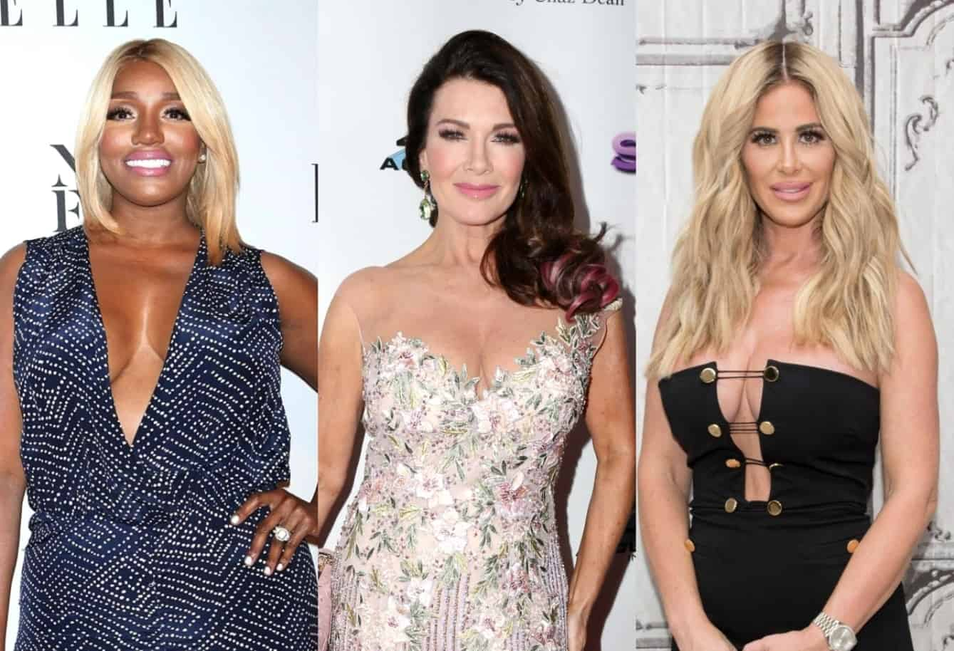 RHOA's Nene Leakes Calls Out Bravo for Giving Lisa Vanderpump and Kim Zolciak Spinoffs After They Quit the Real Housewives Midway Through Their Seasons and Claims They're Punishing Her for Early Reunion Exit, Plus Lisa Announces New Podcast
