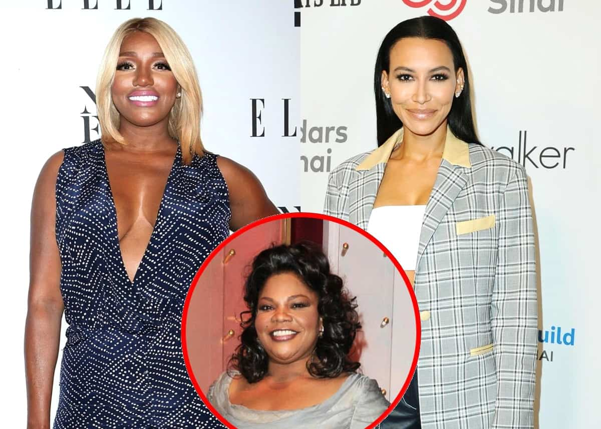 Nene Leakes Shares Touching Tribute to Naya Rivera Amid Glee Star's Heartbreaking Death, Plus Mo'Nique Shuts Down Rumors She's Replacing Nene on RHOA