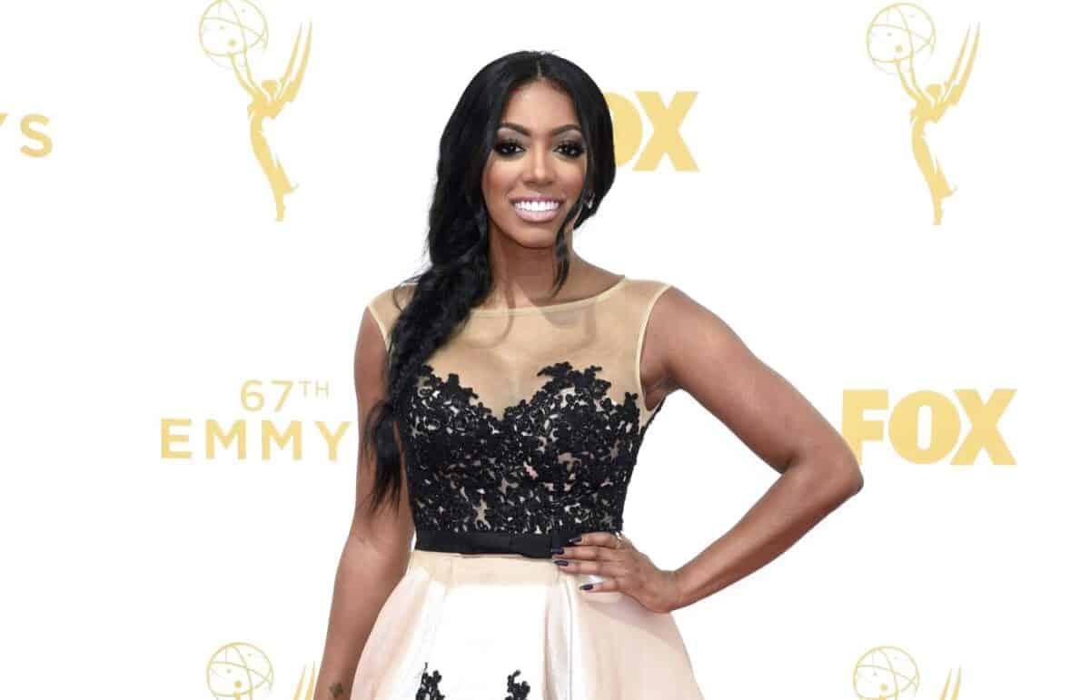 VIDEO: RHOA Star Porsha Williams is Arrested in Kentucky While Calling For Justice in Breonna Taylor's Killing, Fiancé Dennis McKinley Shares Footage of Her Arrest