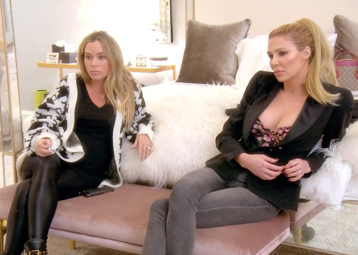 RHOBH Recap: The Ladies Get Rome Ready; Brandi Brings a Bombshell