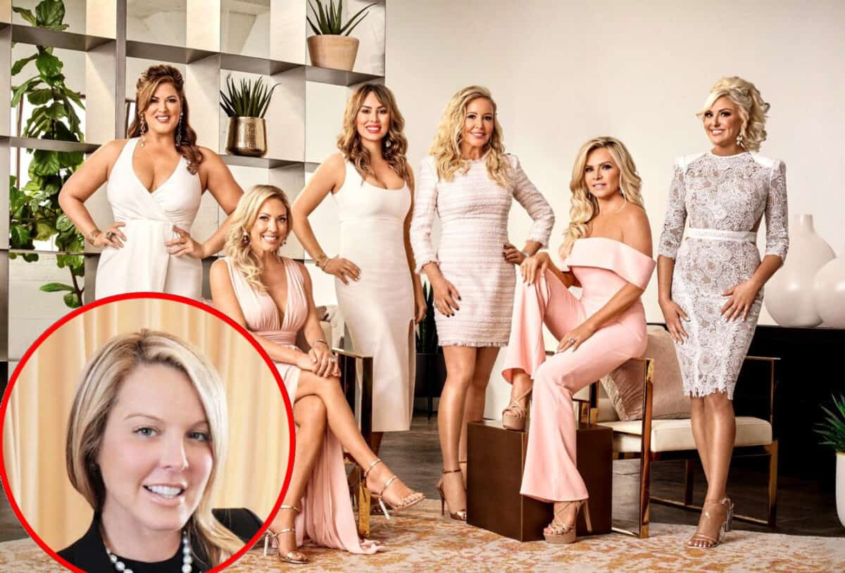 """RHOC Newcomer Elizabeth Vargas Reportedly """"Picking Fights"""" and """"Struggling"""" to Get Along With Cast While Friend Kelly Dodd Has Her Back"""