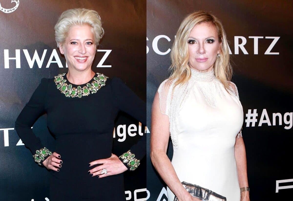"Dorinda Medley Claims Ramona Singer Tries to Run ""Smear Campaigns"" Against the RHONY Women and ""Side-Swiped"" Elyse Slaine, Does She Believe They Can Find a Resolution?"