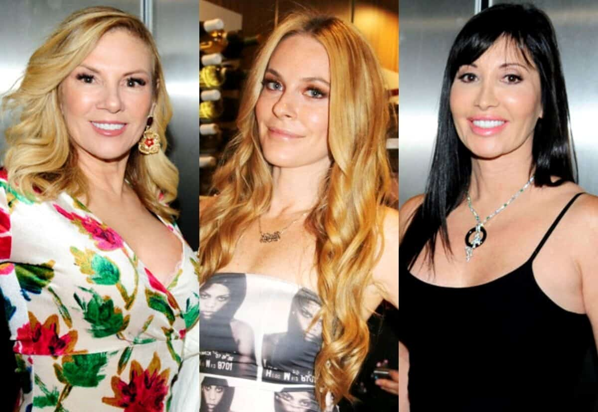 "RHONY Star Ramona Singer Responds to Elyse Slaine and Leah McSweeney Cameo Diss Calling it ""Fake News"" and Slams Their ""Mean Girl Behavior"" and ""Bullying"""