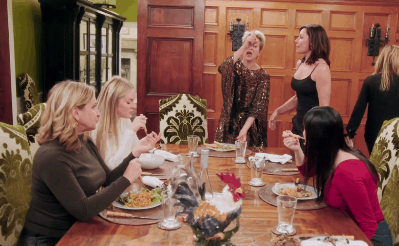 RHONY Recap: Drama At Blue Stone Manor! Heather Is Back!