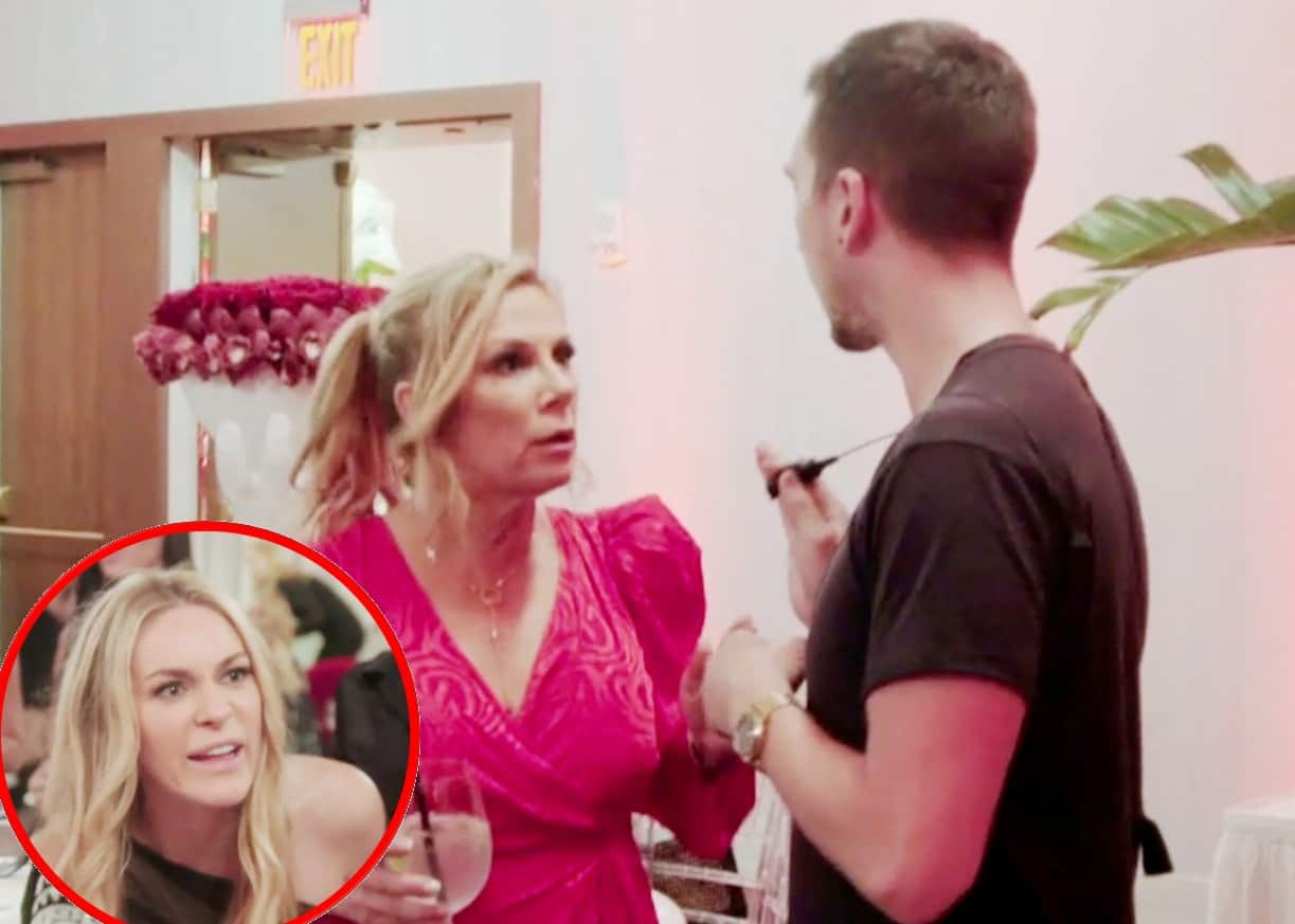 RHONY Recap: Ramona Tries To Get Production To Shut Leah Down At Her Birthday Party!