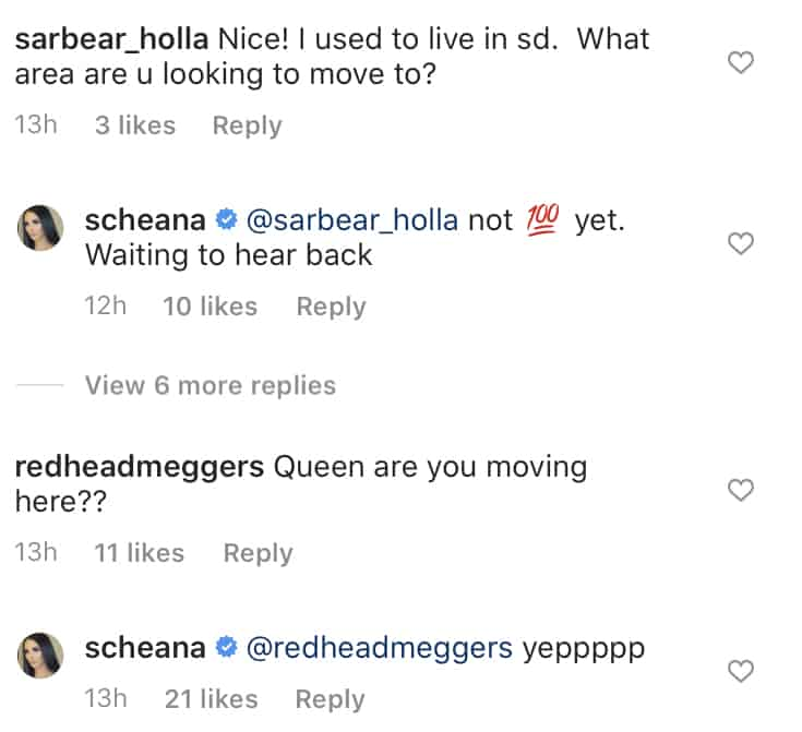 Vanderpump Rules Scheana Shay Confirms Move to San Diego