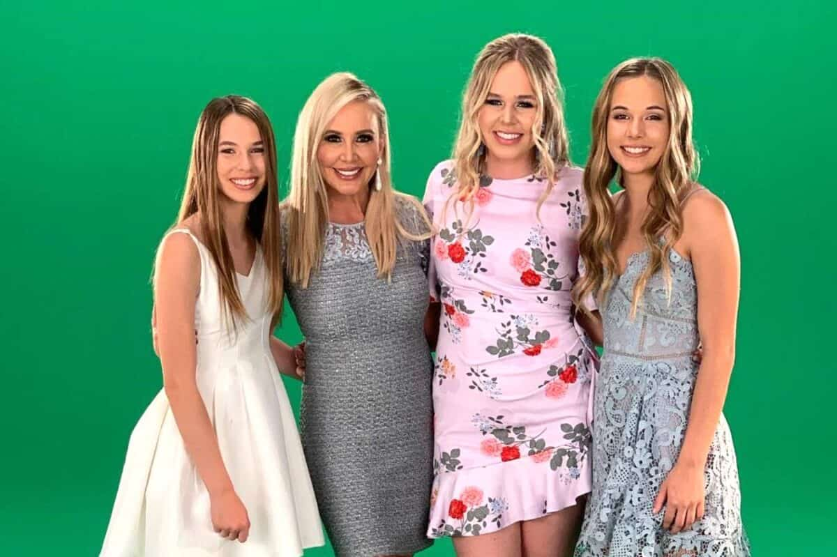 "RHOC's Shannon Beador Confirms She and Her Daughters Tested Positive for COVID-19, Reveals They are ""Isolating in Separate Rooms"" Amid Filming on Season 15"