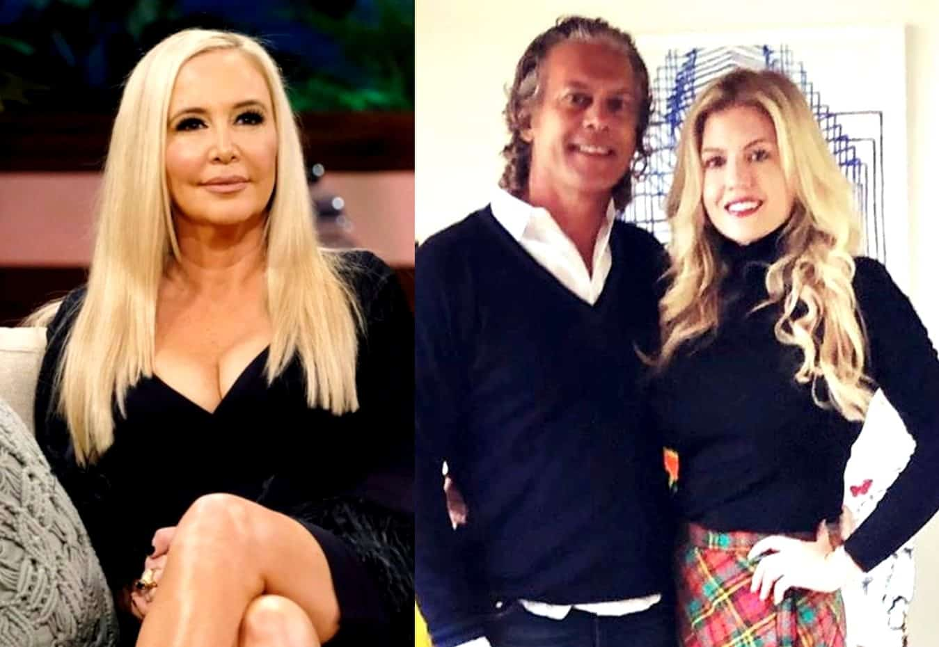 Shannon Beador Says She Sent Ex David Beador a Gift After Welcoming Baby With Wife Lesley Cook, Plus Are RHOC Exes On Speaking Terms?