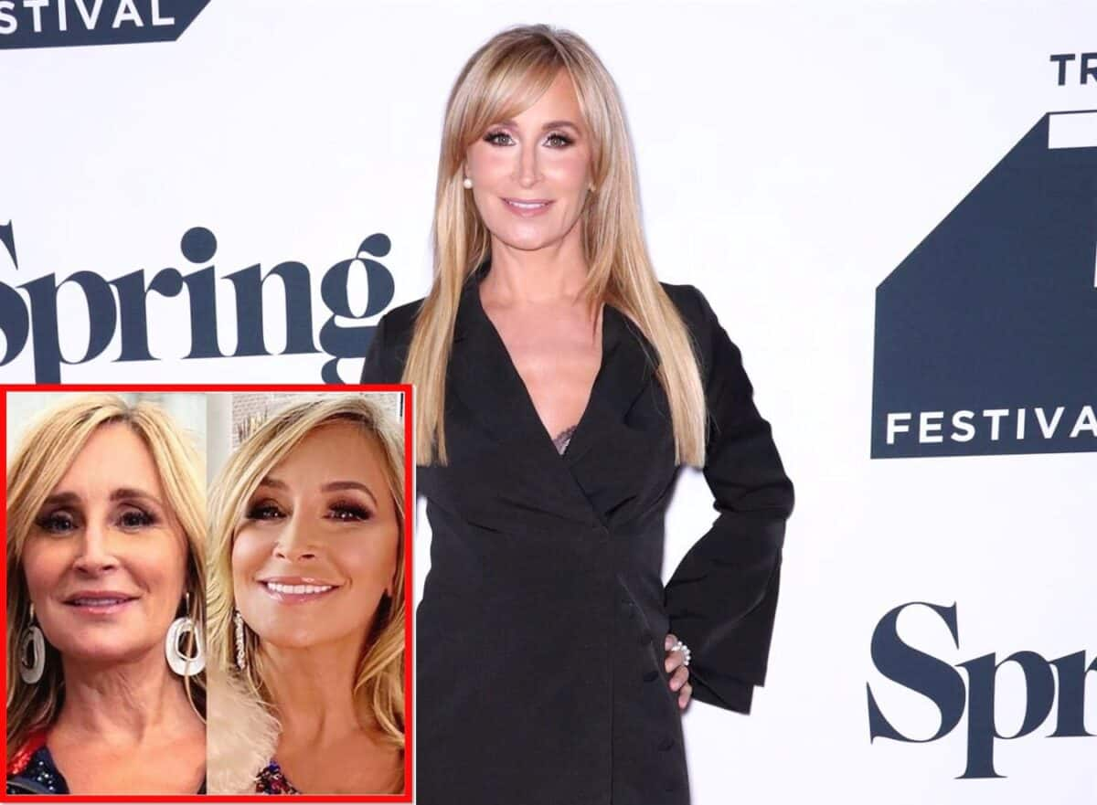 "PHOTO: Sonja Morgan Debuts Her $75,000 Face Lift! See RHONY Star's Stunning Transformation and Before and After Plastic Surgery Photos as She Says: ""My Face is My Money"""