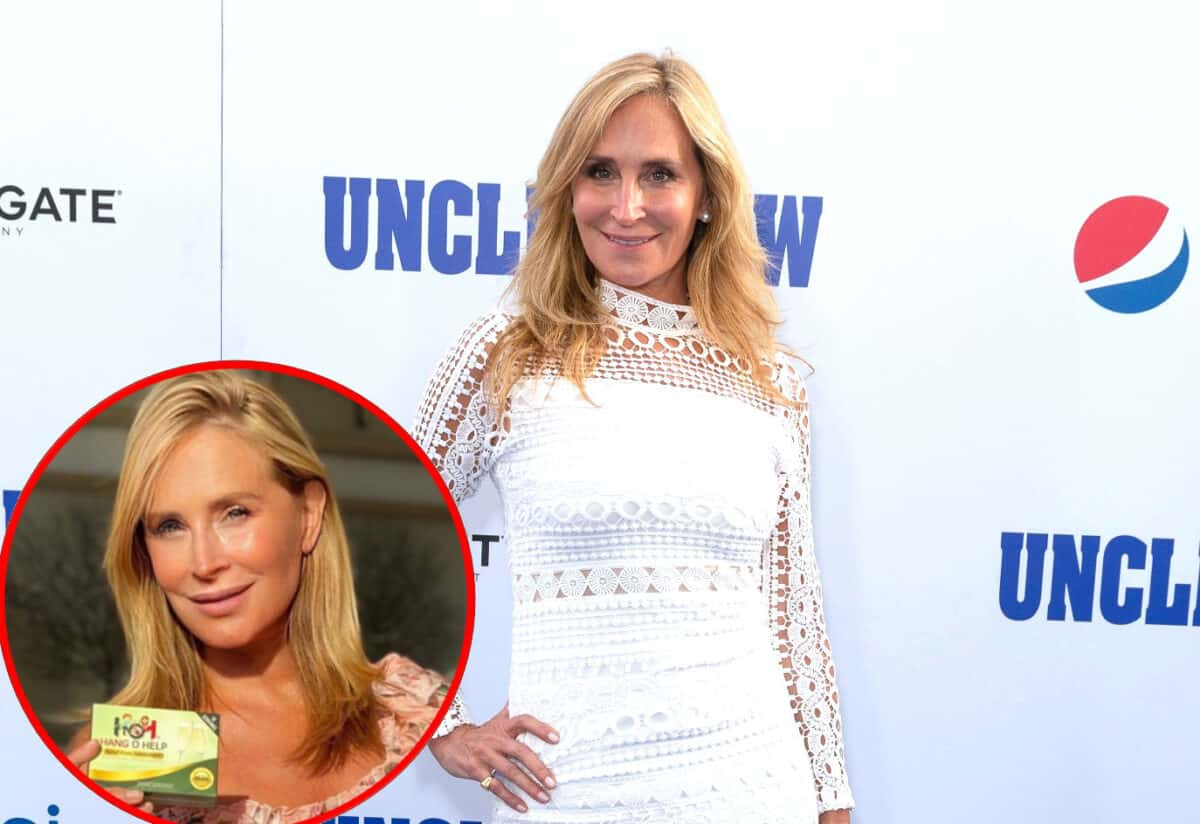 """RHONY's Sonja Morgan Shuts Down Plastic Surgery Rumors and Explains """"Puffy"""" Face in Photo, Plus She Addresses """"Weight Gain"""" and Calls Ramona's Body-Shaming Comments """"Hurtful"""""""