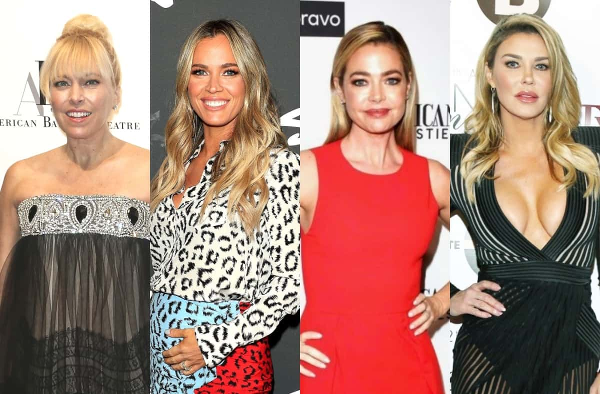 "RHOBH's Sutton Stracke Calls Out ""Spiteful"" Teddi for Sharing Affair Rumor About Denise and Brandi as Teddi Denies Any ""Malicious Intent,"" Plus Teddi Explains Why She Trusts Denise ""Even Less"" Now"