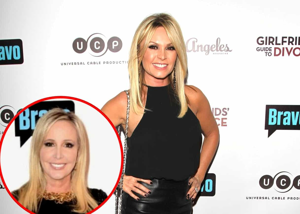 Tamra Judge Says Husband Eddie Canceled Their Bravo Subscription And Explains Why, Reveals Who She Wants The Chance To Film With If She Returns To RHOC And Dishes On Random Call From Shannon