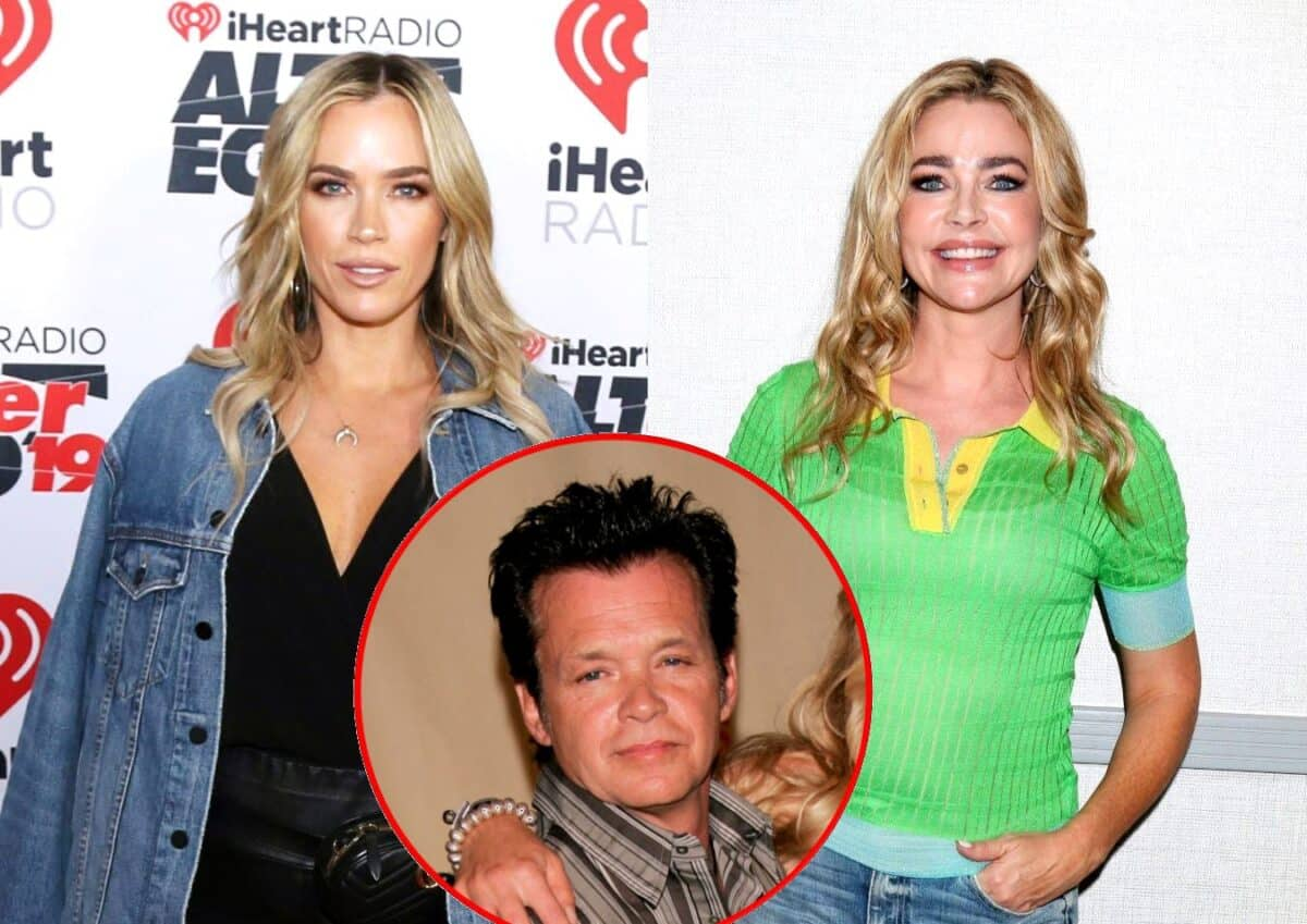 Teddi Mellencamp's Dad John Mellencamp Disses Denise Richards in Text Messages For Allegedly Saying Joined RHOBH to 'Get Out of Her Father's Shadow,' See His Texts