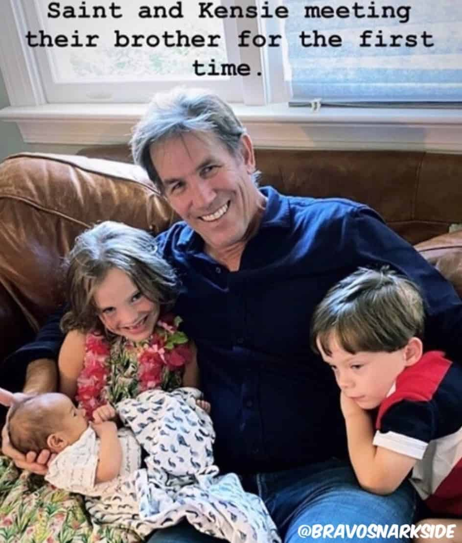 Southern Charm Thomas Ravenel Introduces Son Johnathan to Older Children