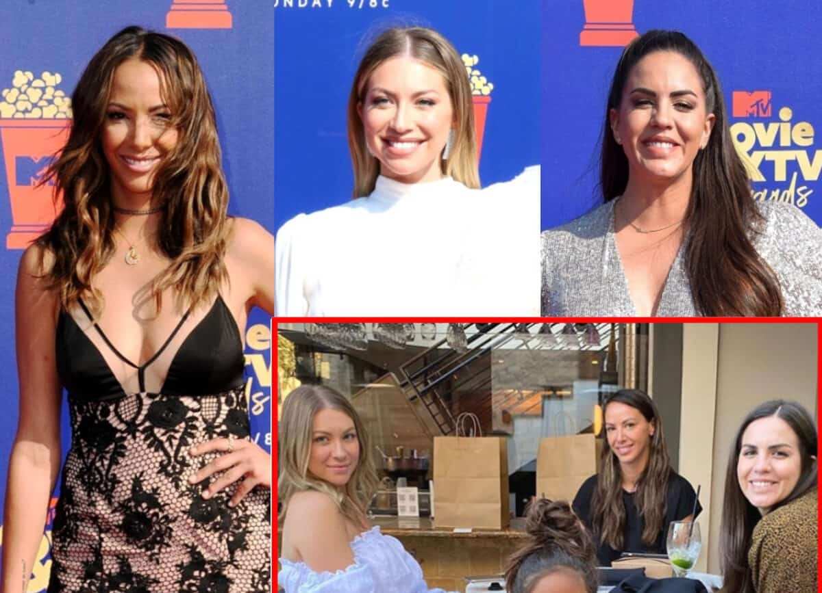 PHOTO: Kristen Doute Reunites With Stassi Schroeder and Katie Maloney After Vanderpump Rules Firings for a Lunch Date, Is Their Feud Over?