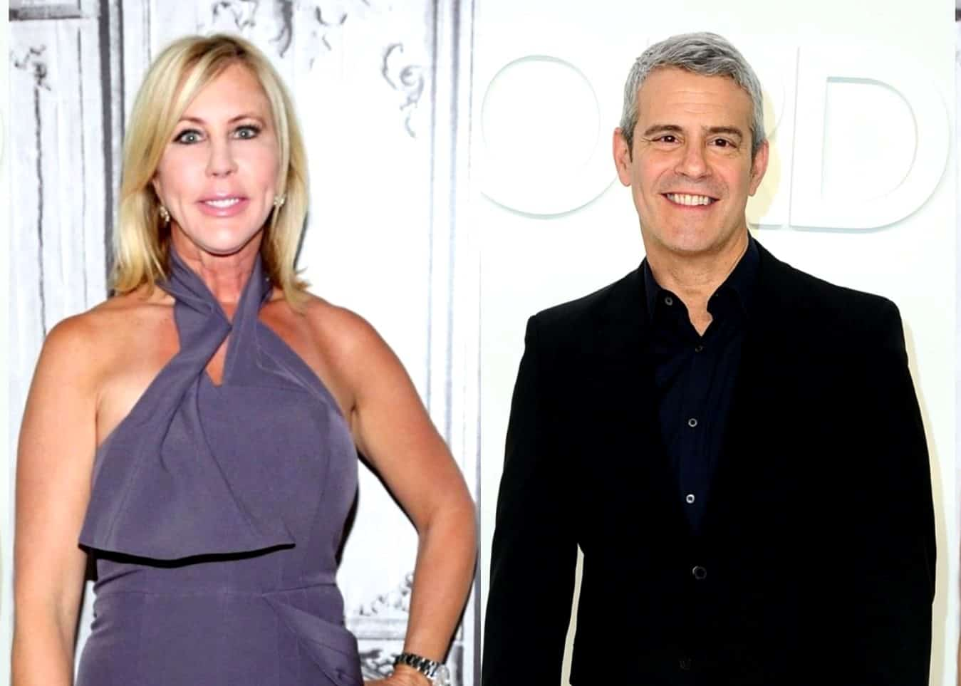 "Vicki Gunvalson Claims Bravo and Andy Cohen Only Want ""30 - 40 Yr-Olds"" on RHOC, Says They Moved on From Her Because She's Too Old, Plus She Shows Off View From Her Mexico Condo"