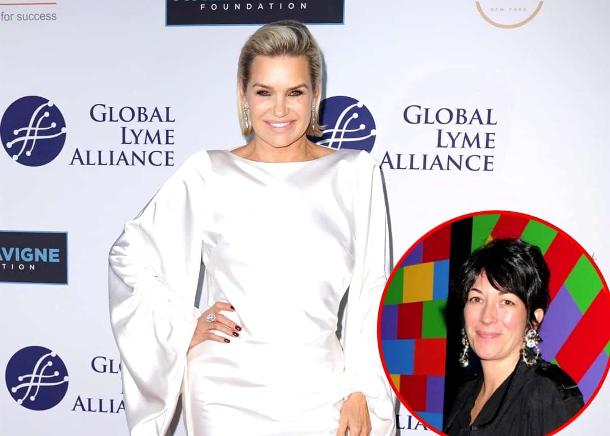Ex-RHOBH Star Yolanda Hadid Speaks Out After Being Accused of Hiding Jeffrey Epstein Associate Ghislaine Maxwell at Her Home in Pennsylvania, Plus Pregnant Daughter Gigi Hadid Weighs In
