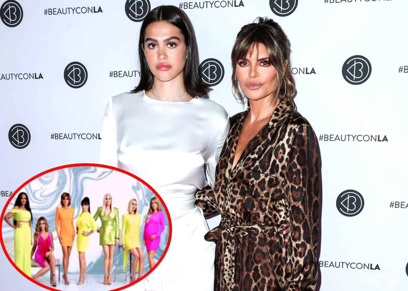"""Amelia Hamlin Speaks Out About RHOBH Backlash and Shares How She Feels About Mom Lisa's Dancing Videos, Plus How Her Family Has No """"Lawsuits"""" or """"Secrets"""" to Hide"""
