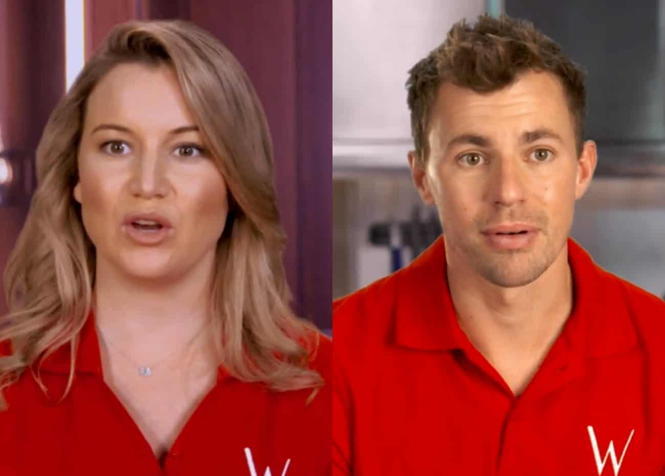 Below Deck Mediterranean Recap: Hannah Gets Fired and Chef Tom Regrets Accepting a Job on the Boat