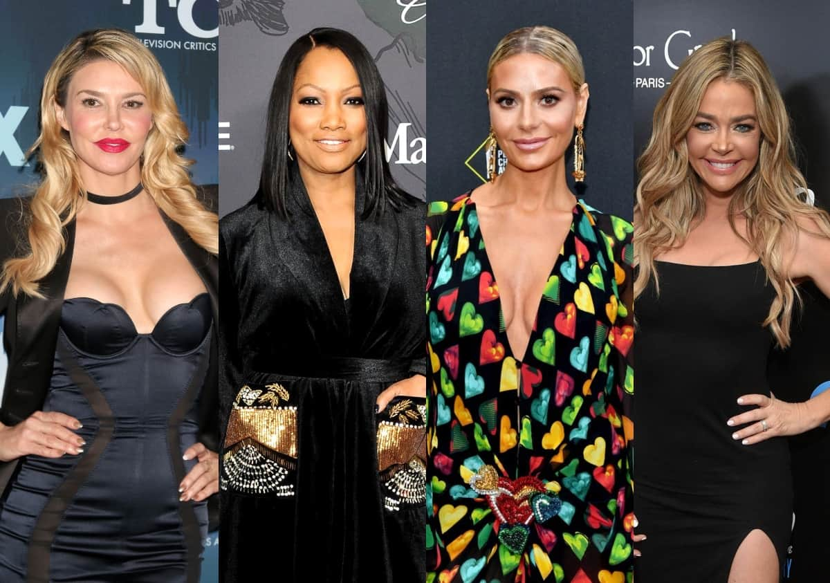 "Brandi Glanville Reacts to Garcelle Beauvais and Dorit Kemsley's Shade on RHOBH Finale Episode, Calls Out Denise for Her Many ""Contradictions"" and Slams Her as ""Vindictive"""