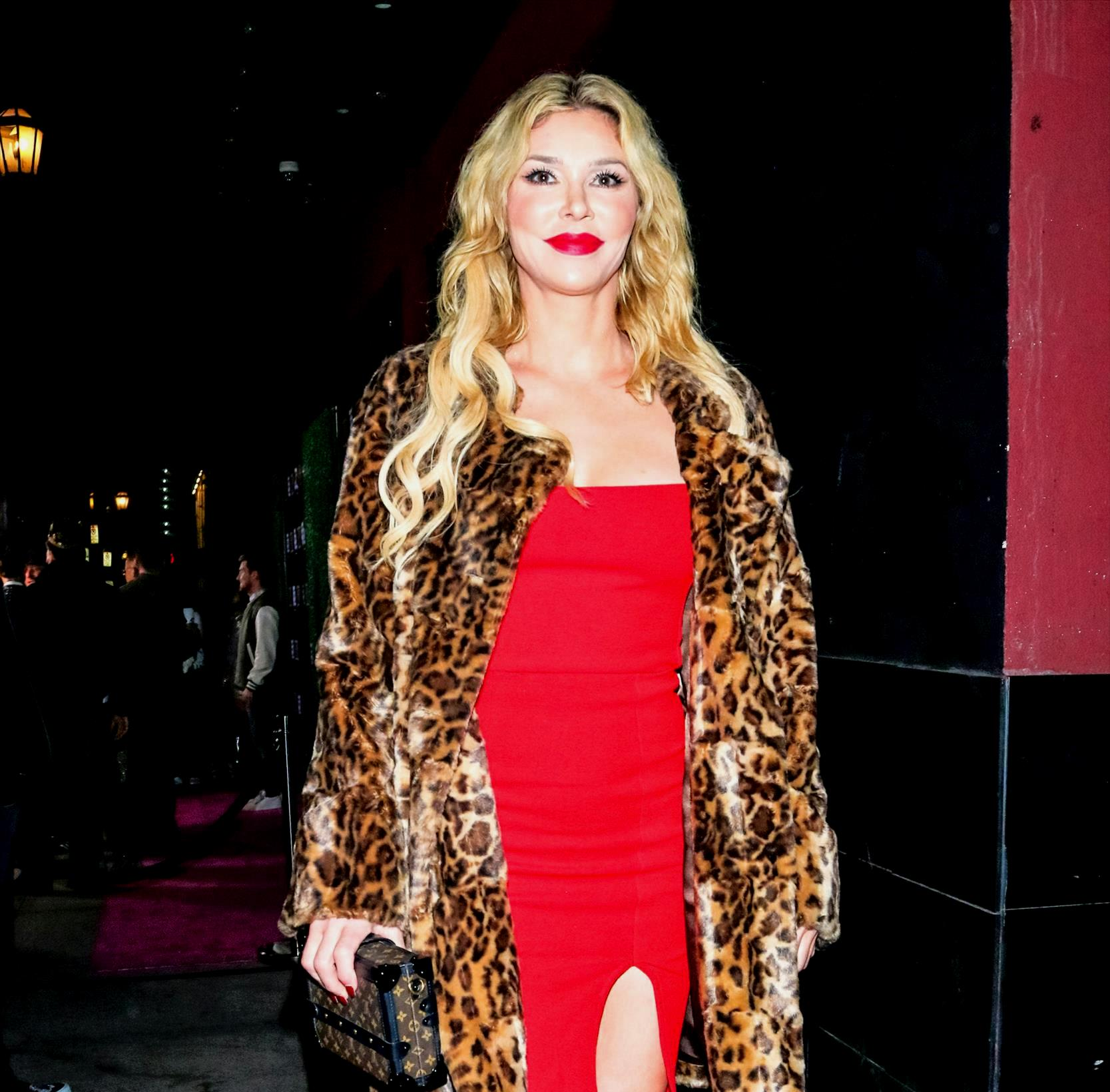 Did Brandi Glanville Hint at a Full-Time Return to the RHOBH on Twitter? See the Alleged Tweet as She Films One-on-One Reunion Interview With Andy Cohen