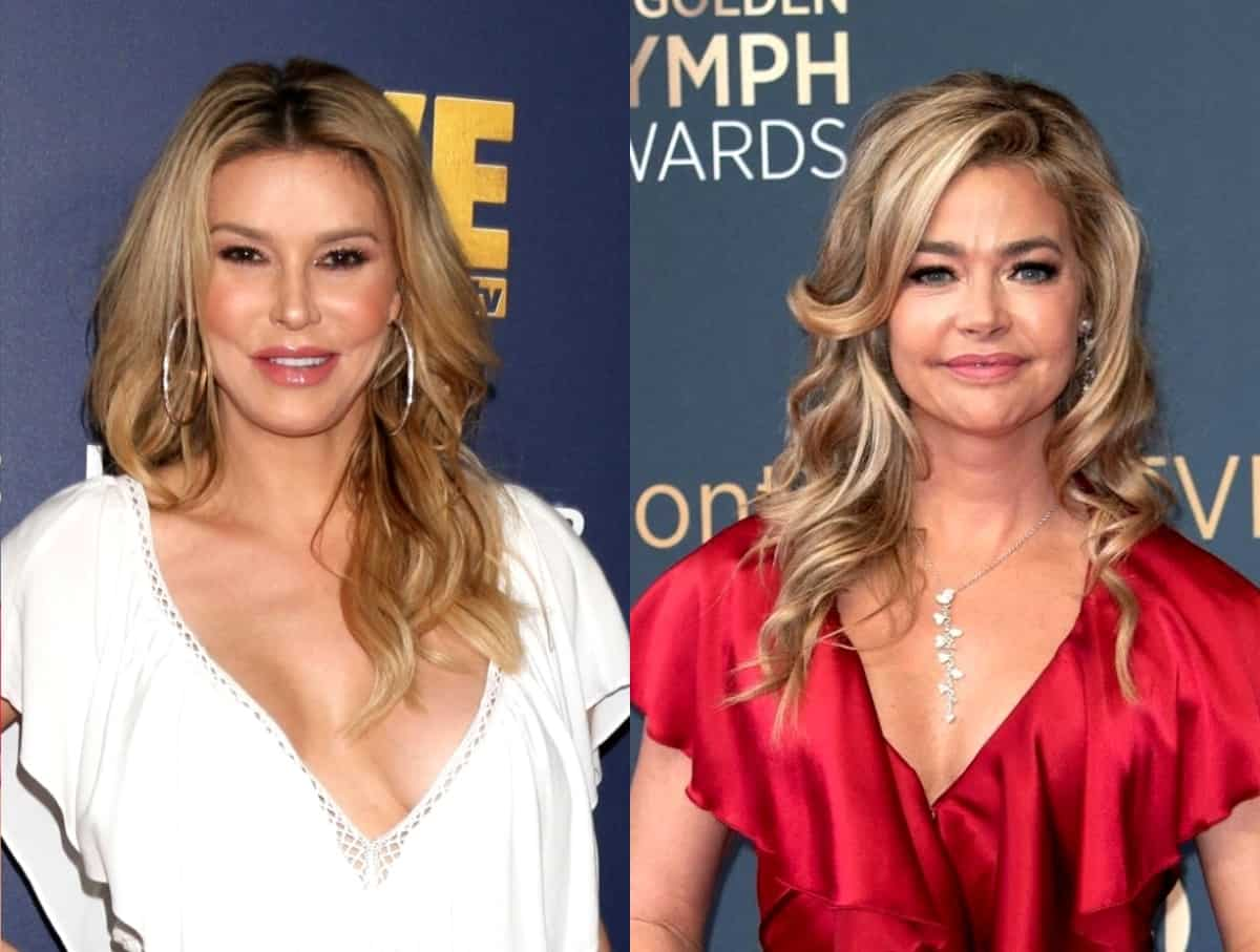 Brandi Glanville Shares What Bravo Edited Out About Affair Claim With Denise Richards, Denies Hooking Up With Other RHOBH Costars and Dishes on Drama With Dorit
