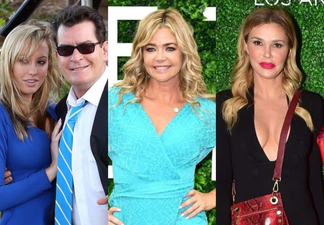 "Charlie Sheen's Ex Brett Rossi Explains Why She Believes Brandi Glanville's Affair Claims With Denise Richards, Accuses the RHOBH Star of Being a ""Bully"" and Wanting to Keep a ""Saint"" Image to Public"
