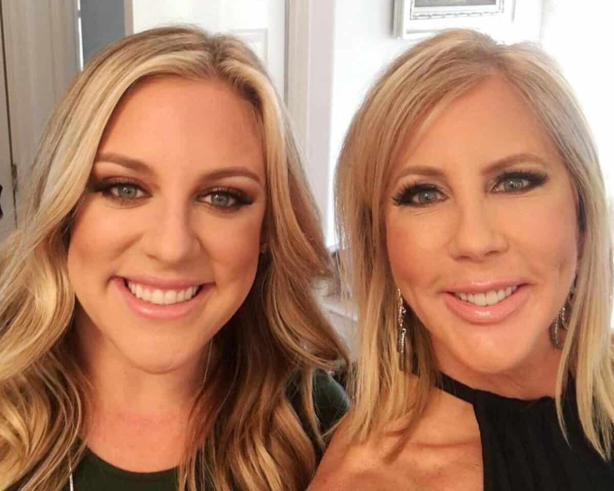 VIDEO: Ex-RHOC Star Vicki Gunvalson Shares Daughter Briana Culberson's Nursery For Forthcoming Third Child, See the Video of the Adorable Details!