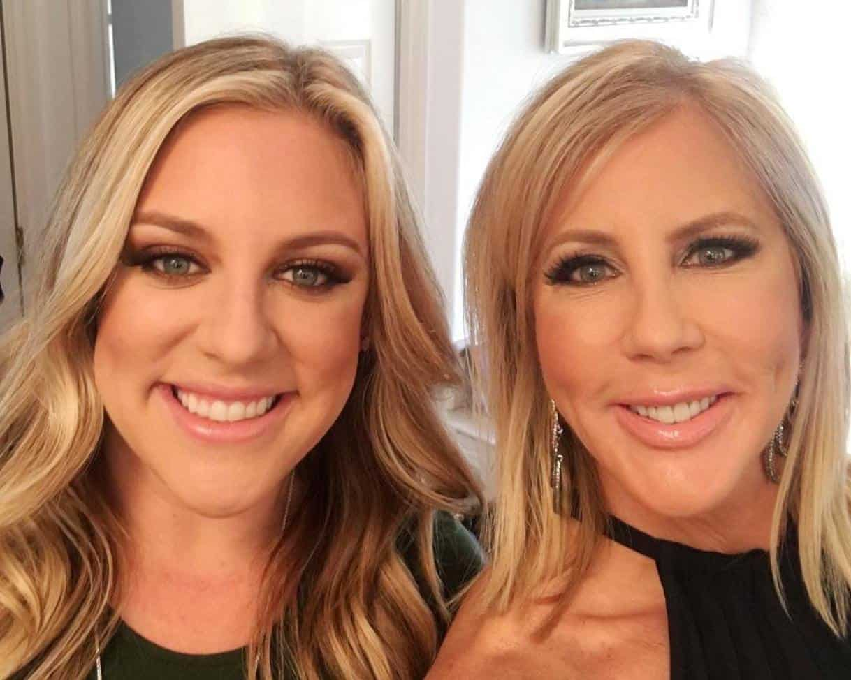 "Briana Culberson Names Which RHOC Star Was ""Dirtiest"" to Mom Vicki Gunvalson, Say Vicki is ""Still Adjusting"" to Life After Housewives and Names Her Cringiest Moment On-Screen"