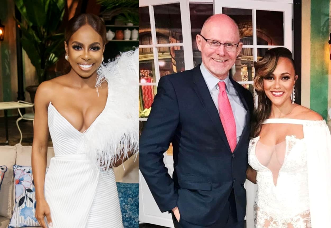 "RHOP's Candiace Dillard Shades Michael Darby for Always Getting Caught With His ""Pants Down,"" Slams Ashley Darby for Her ""Foolish Drama,"" and Weighs in on Fight With Monique Samuels, Plus Offers Update on Relationship With Mom"