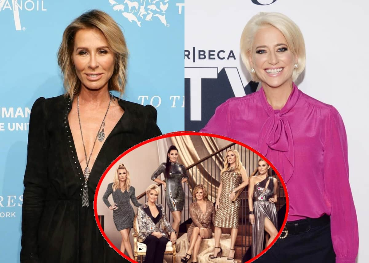 Carole Radziwill Shades RHONY Cast and Production Following Dorinda Medley's Departure, Plus Ramona Singer Reacts to Exit