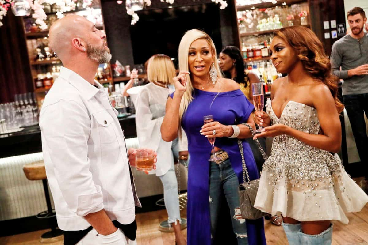 The Real Housewives of Potomac Premiere Recap: Karen Opens Up About Her Relationship Struggles And Gizelle Is Back With Ex, Plus Candiace Celebrates One Year Anniversary!
