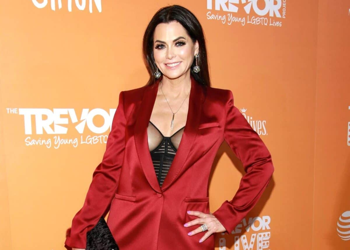 """EXCLUSIVE: RHOD's D'Andra Simmons Dishes on Her New Cooking Show, Her New Film, and Explains How Season Five Will Differ Due to COVID-19, Plus Confirms LeeAnne Locken Was """"Fired"""" and Reveals If They've Spoken Since the Reunion"""