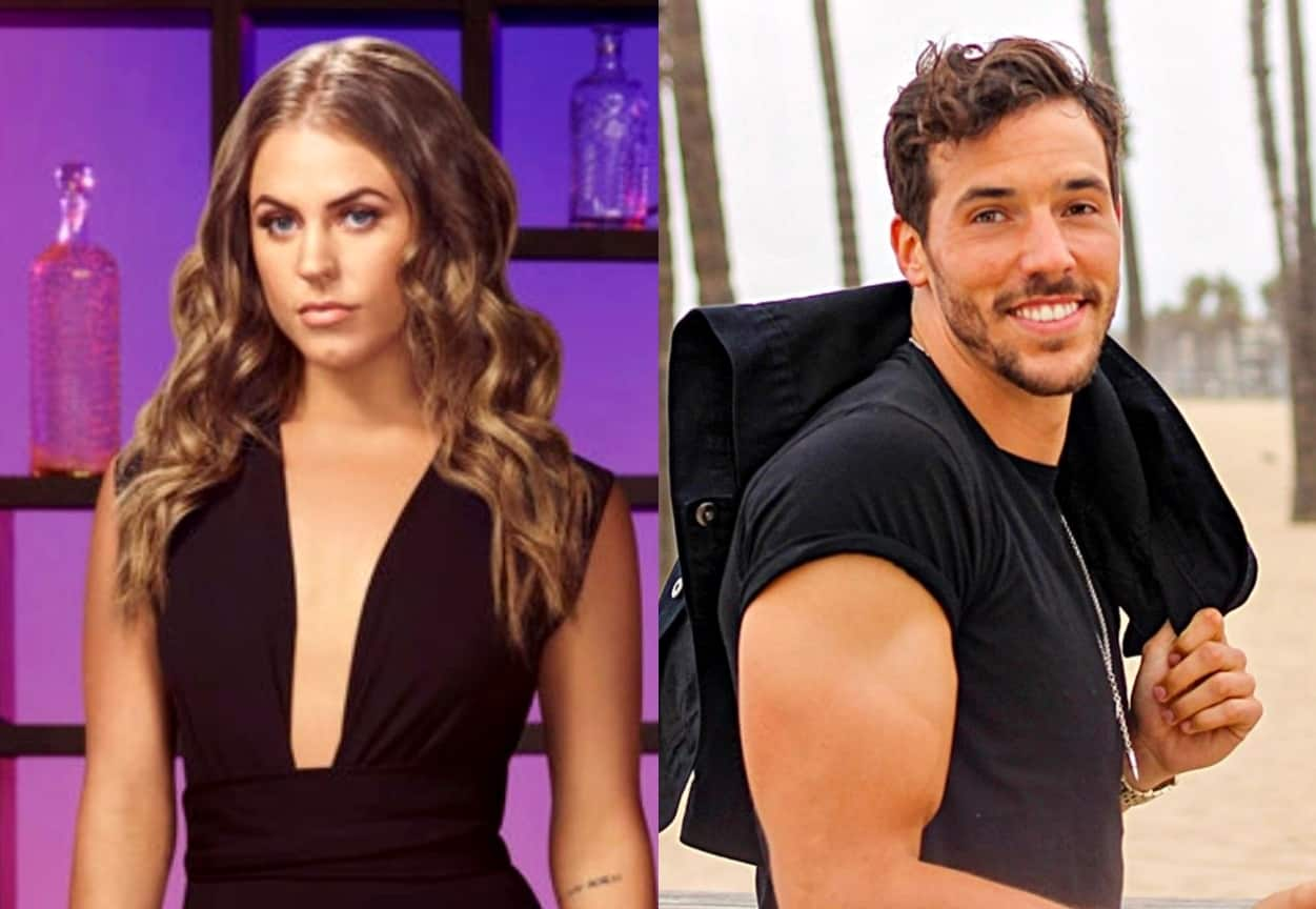 PHOTOS/VIDEOS: Danica Dow's Alleged Abuse Against Ex-Boyfriend Brett Willis Exposed in Text and Video Receipts, Plus How the Vanderpump Rules Cast Allegedly Feel 'Uncomfortable' Around Danica Due To Her 'Anger Issues'