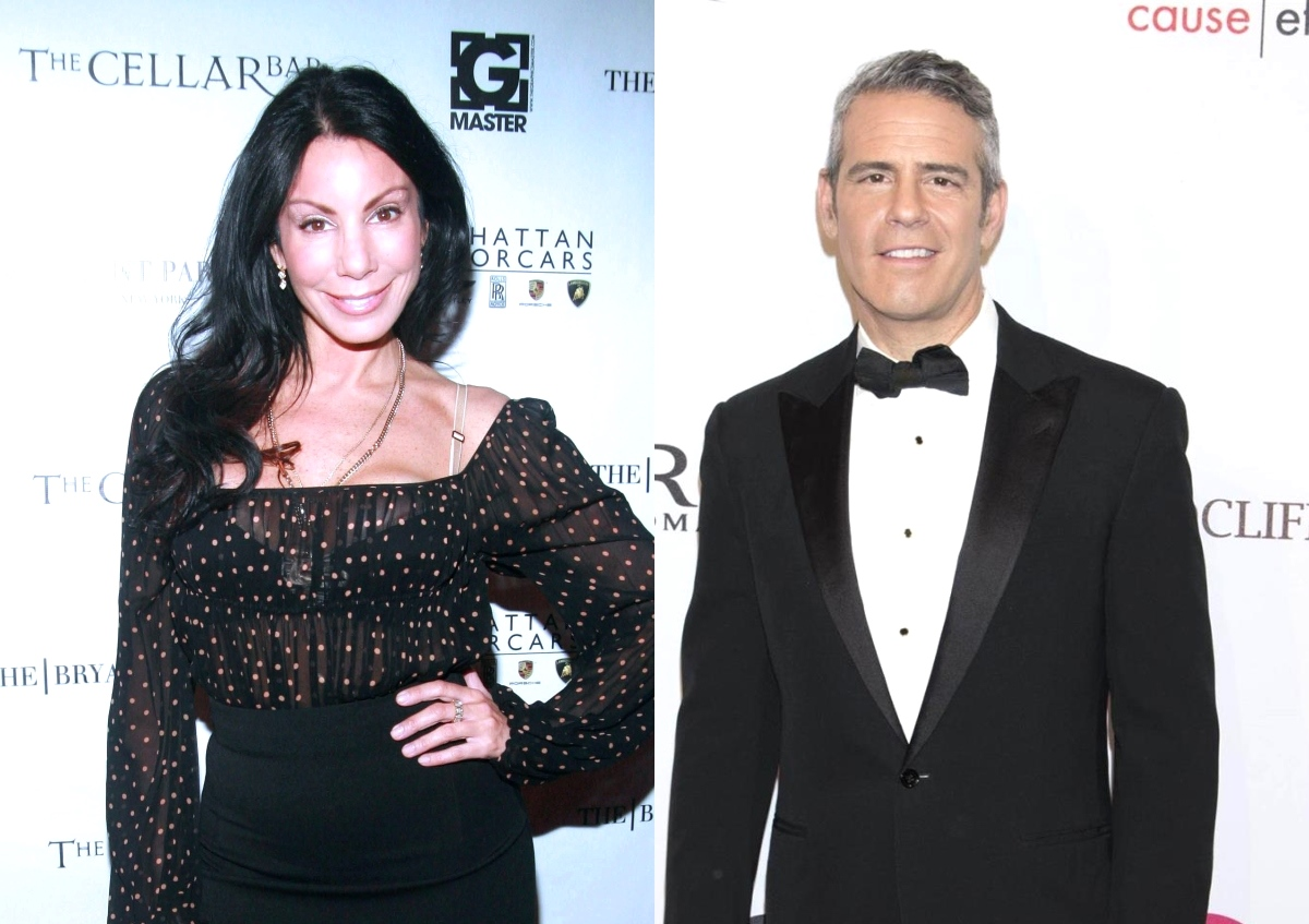 Danielle Staub Accuses Andy Cohen and Bravo of Sabotaging Her Book Success and Career Opportunities, Plus the Ex RHONJ Star Claims Andy Used Her to Become Friends With Kelly Ripa
